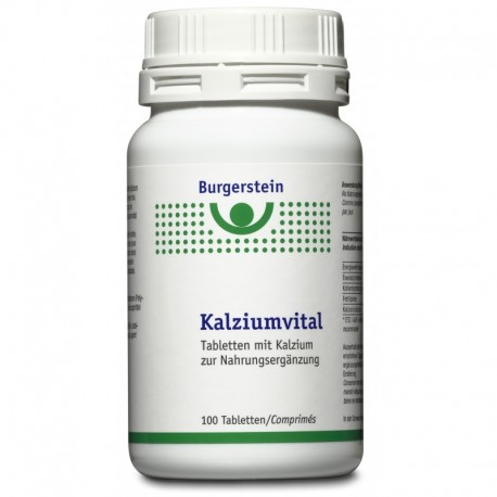 Burgerstein Kalziumvital