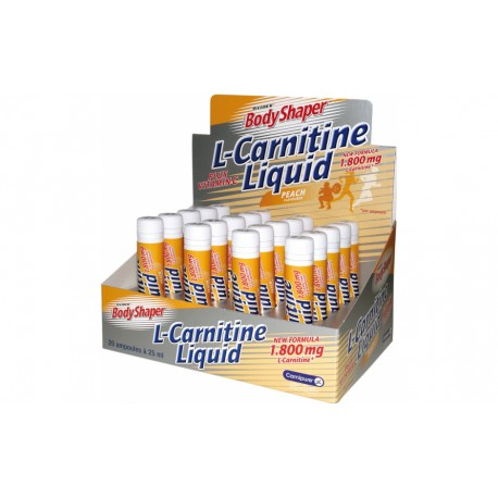 Weider Body Shaper - L-Carnitine Liquid