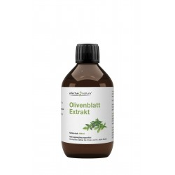 Effective Nature Olivenblatt Extrakt flüssig