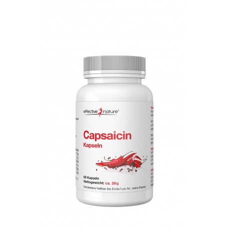 Effective Nature Capsaicin