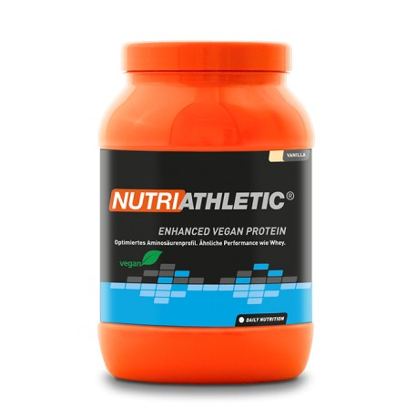 Nutriathletic Enhanced Vegan Protein