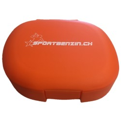 Sportbenzin Pillbox