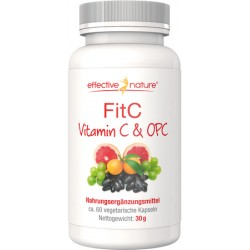 Effective Nature Vitamin C