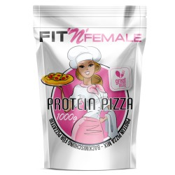 Fitnfemale Protein Pizza