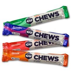 GU Energy Chews Testpaket