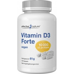 Effective Nature Vitamin D3 Forte