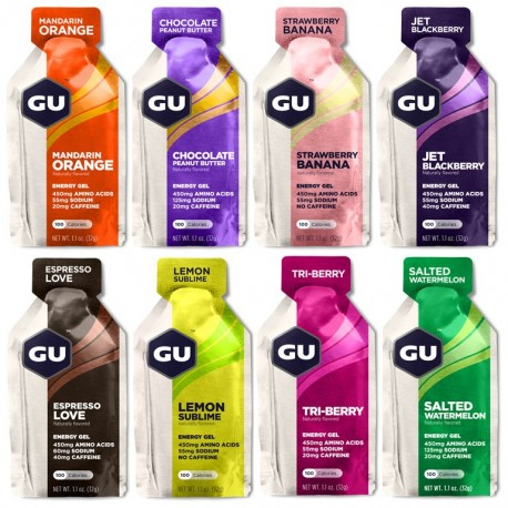 GU Energy Gel Testpaket