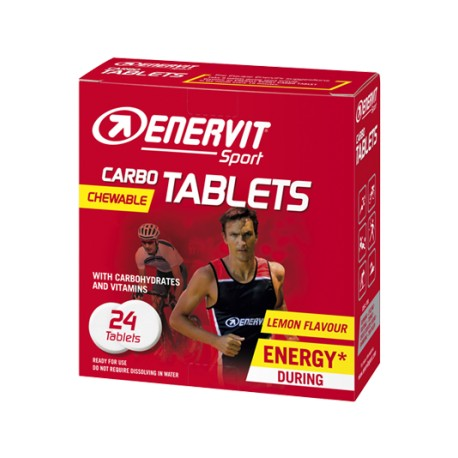 Enervit Sport Carbo Tablets
