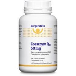Burgerstein Coenzym Q 10 Lutschtabletten