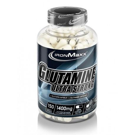 IronMaxx Glutamin Ultra Strong