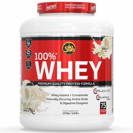 All-Stars 100% Whey Protein