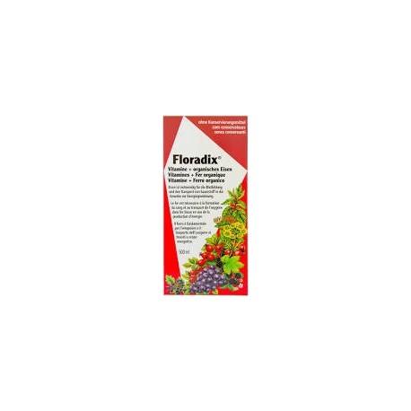 Floradix Vitamine und organisches Eisen