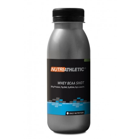 Nutriathletic Whey BCAA Shot