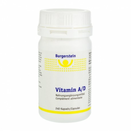 Burgerstein Vitamin A/D