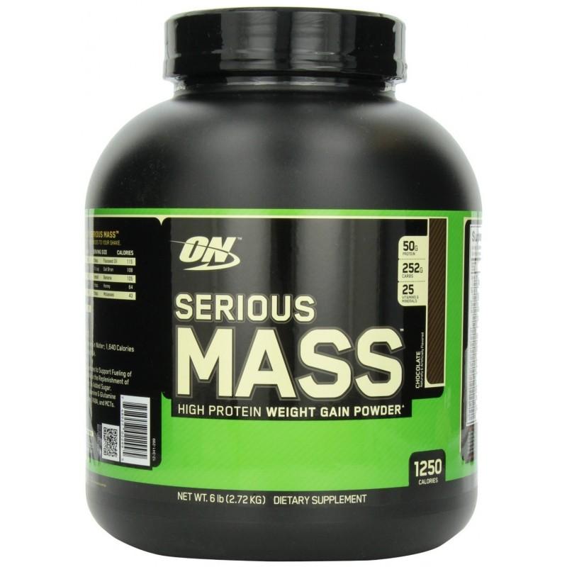 Optimum-Nutrition Serious Mass | buy online