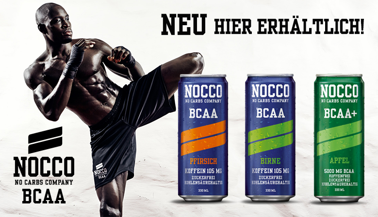 Nocco BCAA Drinks