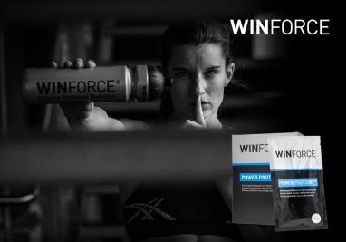 Winforce Sportnahrung für Ausdauersportler