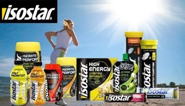 Isostar Sportdrinks and Energy Bars