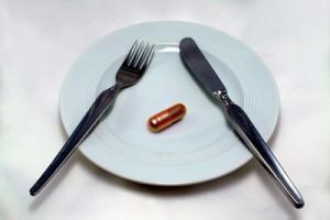 Mineralstoffe als Pille