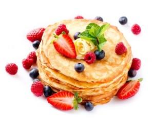 Pancake Protein Mischung