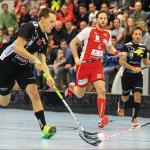 Erholungsschlaf - Unihockey