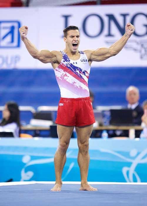 Ernährung eines Olympia-Athleten