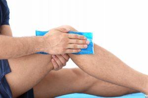 Kühl Pad für die Kühlung der Verletzung