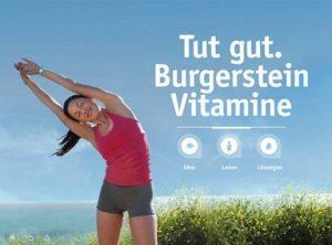 Burgerstein banner