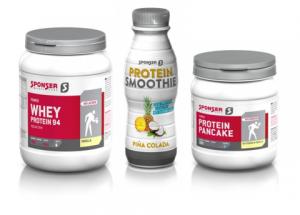 Sponser Protein Produkte
