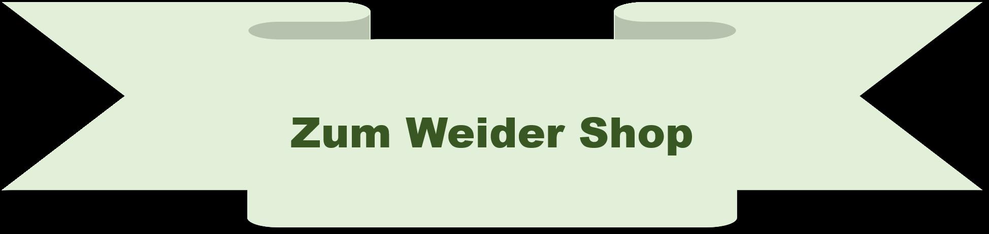 Weider Shop