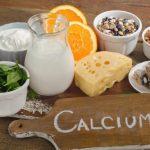 Calcium - Lebensmittel mit Calcium