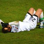 Sportverletzung